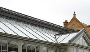 skylights and roof glazing
